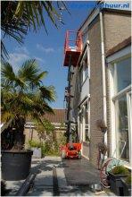 Kunststof rijplaten huren Zeeland