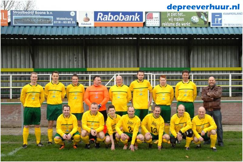 Shirtsponsor Colijnsplaatse Boys 3e elftal