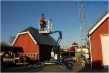 Kniktelescoop hoogwerker huren Zeeland