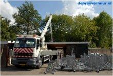 Vrachtwagenhoogwerker 23 meter
