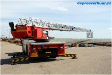 Ladderwagen huren Zeeland