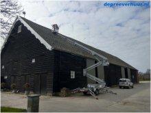 Kniktelescoop aanhanger hoogwerker 21 meter