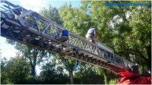 Ladderwagen 30 meter
